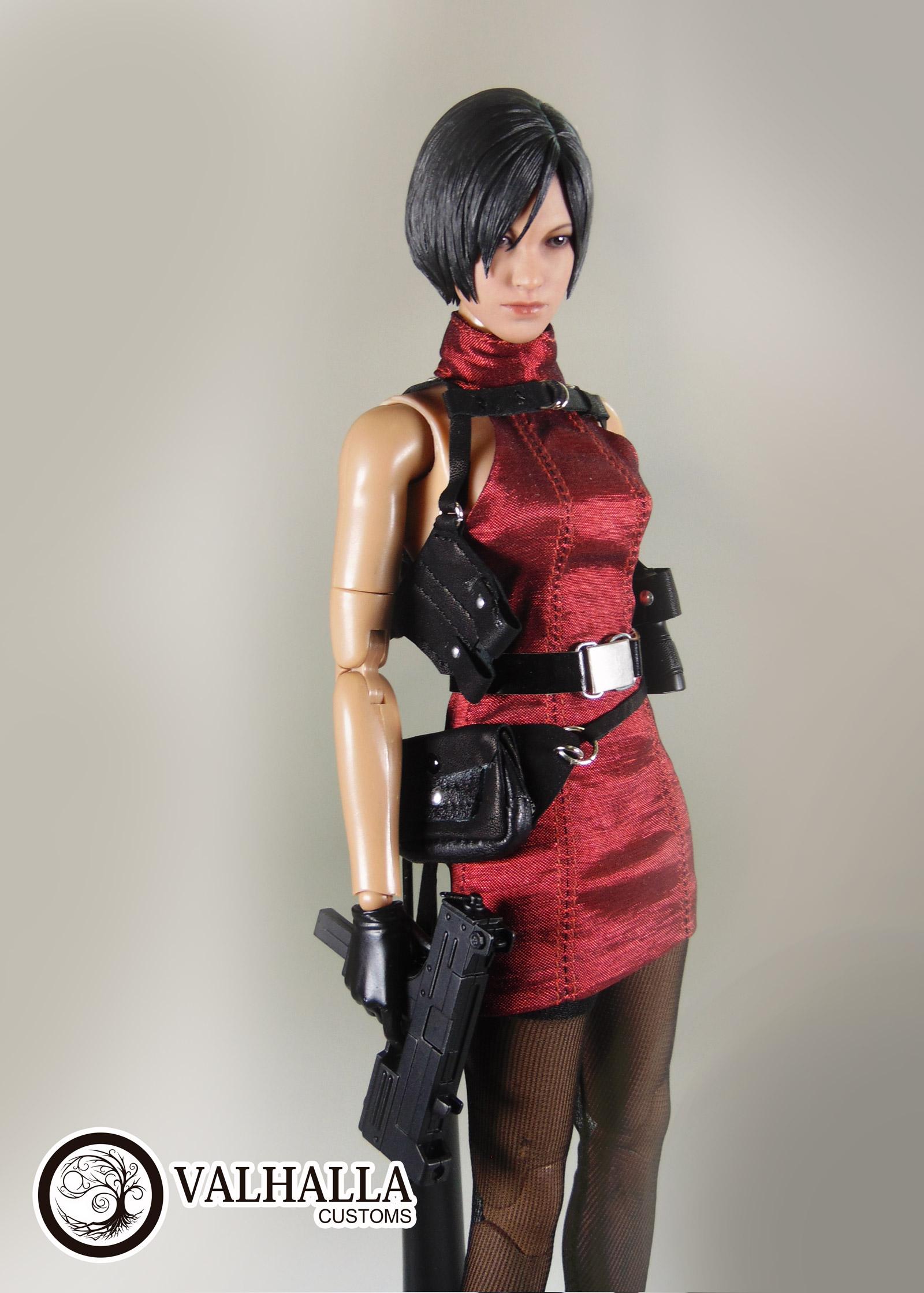 Hot Toys - VGM21 - Resident Evil 6: 1:6 ADA WONG   Figures.com